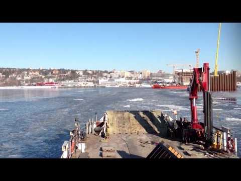 Sundsvallsbron Subsea V