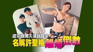 【台灣壹週刊】還完500萬夫債就簽字  名嘴許聖梅離婚倒數 thumbnail