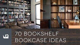 130 Bookshelf Ideas to Organize Your Book — Home library design 1