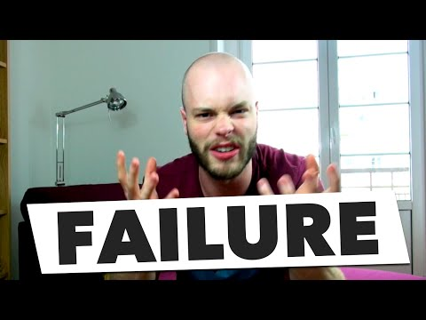 How To Overcome The Fear Of Failure: Why Failure Is Success In Business And Life | #025