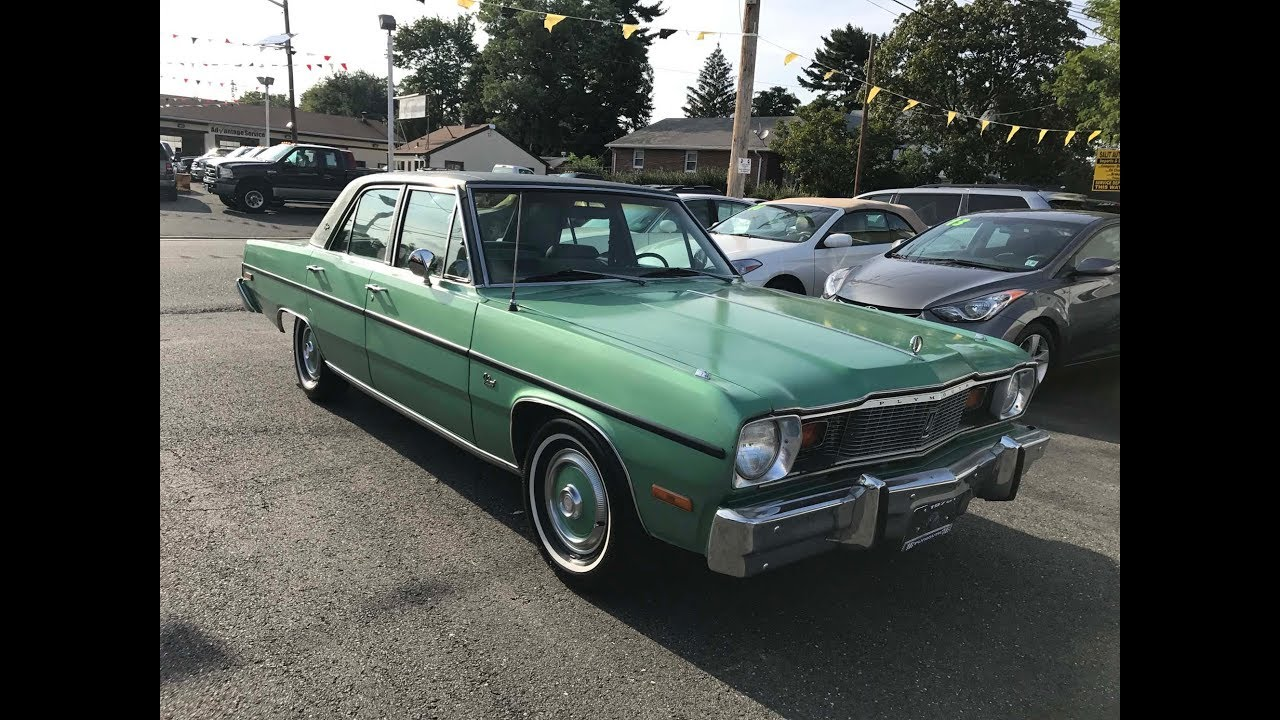 1975 plymouth valiant brougham