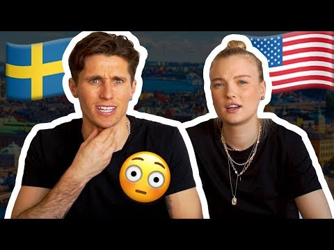 American Tries to Speak Swedish - Tack SFI!