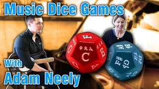 Music Dice Games With Adam Neely