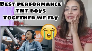 Download TNT Boys Together We Fly (the treasure of the philippines)/REACTION-Emotional -Must Watch Mp3 and Videos