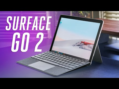 Surface Go 2 review: don't push it