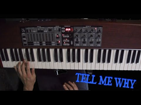 Tell Me Why - Piano Cover - George Martin