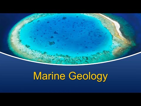 Marine Biology at Home 6: Marine Geology