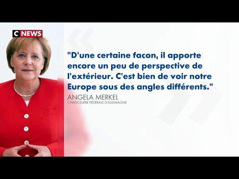 "Des ""confrontations"" entre Emmanuel Macron et Angela Merkel"