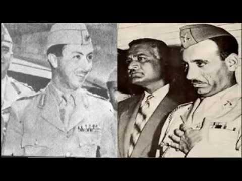 مقطع من بيان انقلاب  14 تموز 1958 لاعلان الجمهورية العراقية  بصوت العقيد عبد السلام عارف