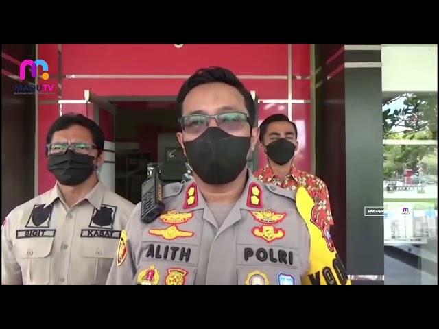 Bangkalan - Polisi Berhasil Tangkap Pemuda Spesialis Curanmor