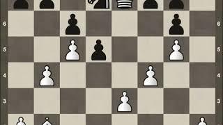 2019 US Chess Championship Round 1: T. Gareev vs J. Xiong