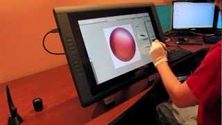 Wacom Cintiq 22HD Video Review - PC Perspective
