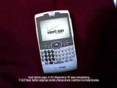 Spot comercial Verizon Wireless Luis Koellar