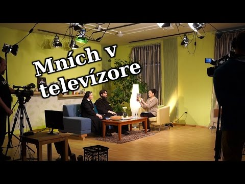 Mních v televízore (feat. sr. Hermana)