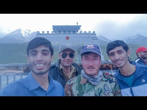 Road Trip, Rawalpindi to Khunjerab Pass | HD | Goosebumps Video