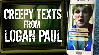 Creepy Texts from Logan Paul to Jake Paul (featuring Keemstar, RiceGum and PewDiePie)