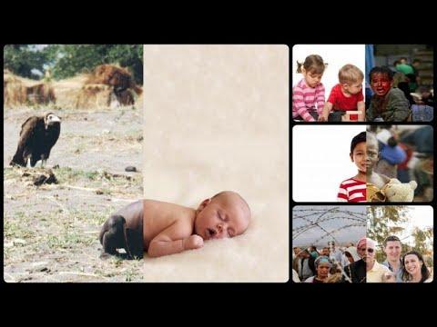 2 farklı dünya, 1 fotoğraf: Sanatçı Uğur Gallenkuş'un insanlara vermek istediği 2 farklı mesaj…