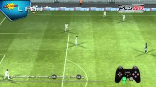 PES 2013 - тутор, финты на джостике(Видео тутор PES 2013 который позволяет нам научится делать правильно новые финты в футбольном симуляторе PES..., 2012-08-26T11:34:44.000Z)