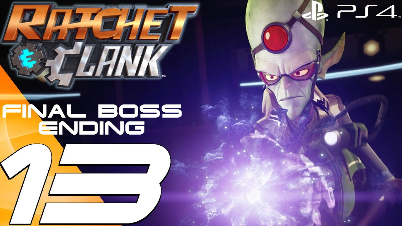 Ratchet And Clank Ps4 Gameplay Walkthrough Part 13
