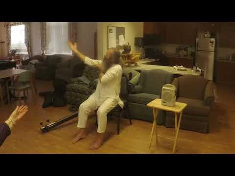 Chair Yoga: Depression Therapy 2 (B) – Abhyaṅga (Self-massage)