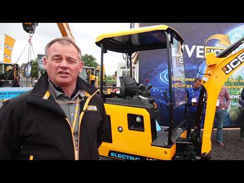 Everything You Need To Know About JCB's NEW Electric Mini!   Diggers And Dozers HD