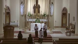 Twenty-Fifth Sunday in Ordinary Time - 10:30 AM Mass at St. Joseph's (9.20.20)