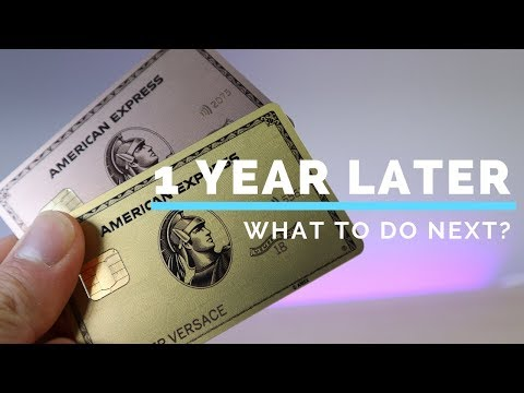 AMEX Gold Should You Downgrade After 1 Year?