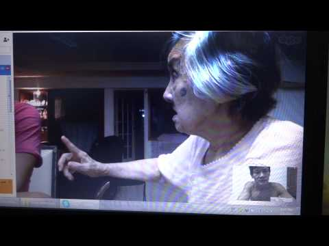 5th Apr 2014 Mum discuss about my money and Selling of HDB shares 10pm nico home 2