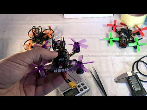 Eachine Lizard 95 unboxing analysis binding configuration and demo flight (Courtesy Banggood)