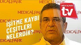 İşitme Kaybı Çeşitleri Nelerdir   Medical Park   TV
