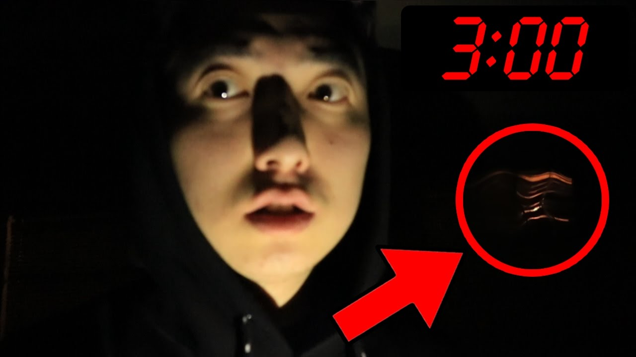 Ghost Hunting At 300 Am The Devils Hour Youtube Compact Redstone 5clock With On Off Switch