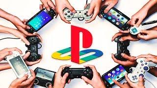 La VERDADERA Historia de Play Station!   Línea de Tiempo (PS1/PSP/PS4)