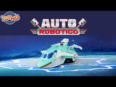 Avião que se transforma em Robô - 43801