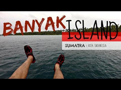 TRAVELING BANYAK ISLAND ACEH INDONESIA (GARMIN VIRB XE) FULL HD
