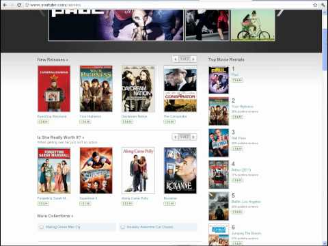 How to Rent Movies on