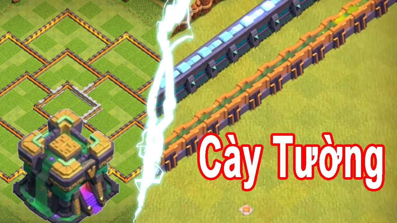 Cày Tường Những Ngày Chuẩn Bị Update | NMT Gaming