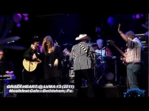 CRAZY HEART - Good Time (Alan Jackson) @ LVMA 13 - Musikfest Cafe Bethlehem, Pa