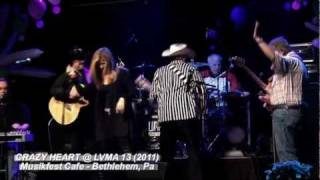 CRAZY HEART - Good Time (Alan Jackson) @ LVMA 13 - Musikfest Cafe Bethlehem, Pa