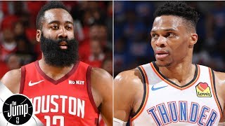 James Harden and Russell Westbrook will not rest much this upcoming season – Bobby Marks | The Jump