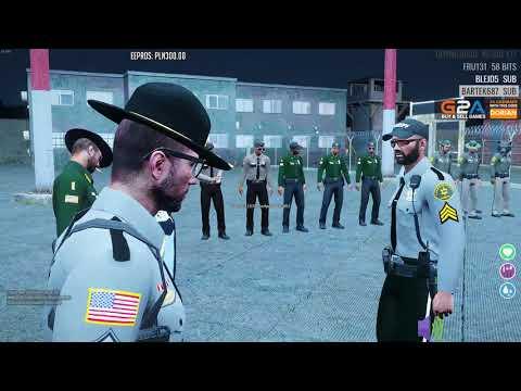 Arma 3 - Zebranie Sheriff's Office