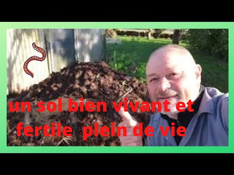 que faire en mars au jardin creer un sol riche et fertile 3 me carr potager youtube. Black Bedroom Furniture Sets. Home Design Ideas