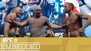 UFC 196 Embedded: Vlog Series - Episode 5