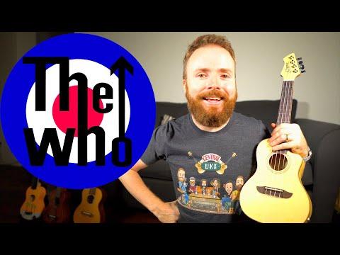Behind Blue Eyes - The Who/Limp Bizkit - UKULELE TUTORIAL