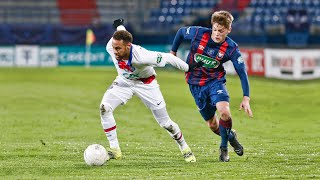 Neymar Injuried AGAIN vs Stade Caen (10/02/2021)   HD 1080i By Pedro Jr