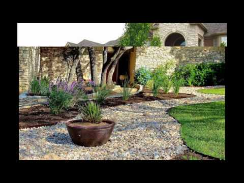Awesome Stone landscaping ideas