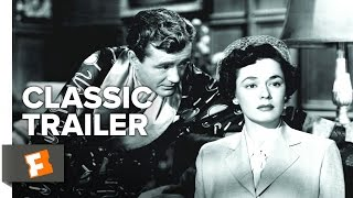 Strangers On A Train (1951) Official Trailer - Alfred Hitchcock Movie HD