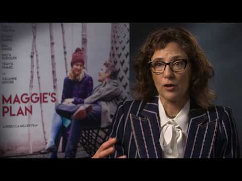 Maggie's Plan - Rebecca Miller Interview