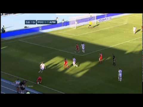 Футбол. Отборочный турнир ЧЕ 2012.  Россия 3 - 1 Армения