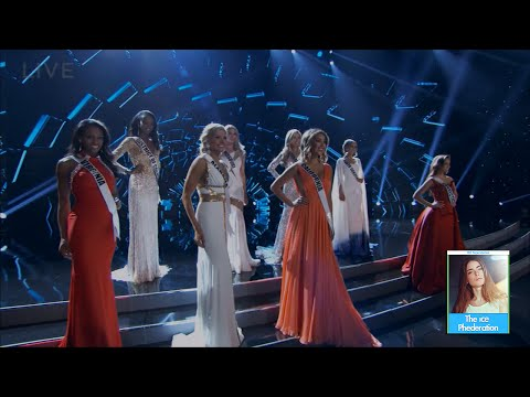 2016 Miss USA Top 5 Revealed | LIVE 6-5-16