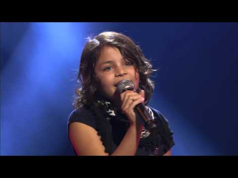 Liesl – 'Shake it off' | Blind Audition | The Voice Kids | VTM